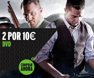 2 DVD por 10€