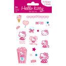 Hello Kitty Candy (Glitter) - Glitter Sticker Pack