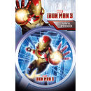 Iron Man 3 Hand - Vinyl Sticker - 10 x 15cm