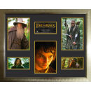 "Lord Of The Rings Fellowship - High End Framed Photo - 16"""" x 20"""