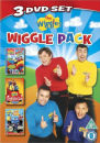 Wiggle Pack - (Toot Toot / Big Red Car / Top of the Tots)