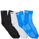 Intabrands Socks, White/Blue