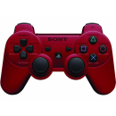 Dual Shock 3: PS3 Controller Red