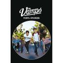 The Vamps Band Vinyl Sticker (10 x 15cm)