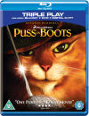 Puss in Boots - Triple Play (Blu-Ray, DVD and Digital Copy)