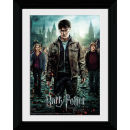 Harry Potter and the Deathly Hallows Part 2 Trio - Collector Print - 30 x 40cm