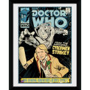 Doctor Who Strike - 8x6 Framed Photographic