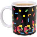 Tetris Geek Heat Change Mug