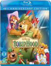 Robin Hood - Blu-ray - New