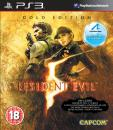 Resident Evil 5: Gold Edition (Playstation Move Compatible) PAL UK