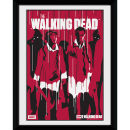 The Walking Dead Guts - 8x6 Framed Photographic