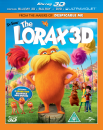 Dr. Seuss The Lorax 3D (3D and 2D Blu-Ray, DVD and UltraViolet Copy)