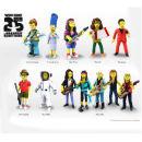 NECA Simpsons 25th Anniversary Tom Jones 5 Inch Action Figure
