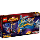 LEGO Super Heroes Guardians Of The Galaxy The Milano Spaceship Rescue
