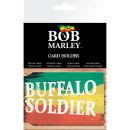 Bob Marley Buffalo Soldier - Card Holder