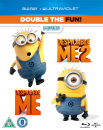Despicable Me 1 y 2 (Incluye una copia ultravioleta)