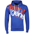 Smith & Jones Men's Remigio Hooded Sweatshirt - Le Mans Blue