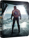 Captain America: The Winter Soldier 3D - Zavvi Exclusive Limited Edition Steelbook (Includes 2D Version)