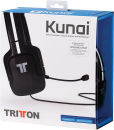 Tritton Kunai Black (PS3/PSP/PlayStation Vita)