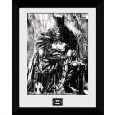 Batman Rain - 30 x 40cm Collector Prints