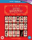 The Grand Budapest Hotel (Includes UltraViolet Copy)