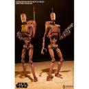 Sideshow Collectibles Star Wars Geonosis Infantry Battle Droids 1:6 Scale Figure