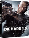 Die Hard 4.0 - Steelbook Exclusivo de Zavvi (Edición Limitada)