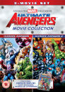 Ultimate Avengers - 3 Movie Collection