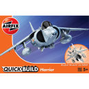 Airfix Quick Build Harrier Jump Jet