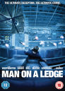 Man on a Ledge (Lenticular Sleeve)