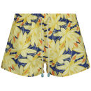 Oiler & Boiler Men's Tuckernuck Bali Shortie Swim Shorts - Sunny Yellow