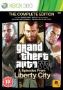 Grand Theft Auto IV (4): The Complete Edition