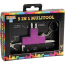 Tetris 5-in-1 Multitool