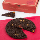 Gourmet Chocolate Pizza Co. Chilli Chocolate 7 Inch Pizza