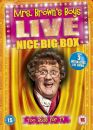 Mrs Brown's Boys Live Tour Boxset - Good Mourning Mrs Brown, Mrs Brown Rides Again, For The Love Of Mrs Brown