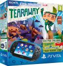 PS Vita (Wi-Fi Enabled) - Includes Tearaway + 16GB Memory Card + Little Big Planet Voucher
