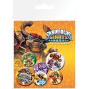 Skylanders Giants Starter Pack - Badge Pack
