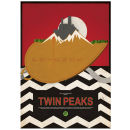 Twin Peaks - Limited Signed and Numbered Giclee Print