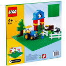 LEGO Bricks and More:  Green Building Plate - Large (626)