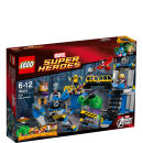 LEGO Super Heroes: Hulk Lab Smash (76018)