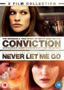 Conviction / Never Let Me Go