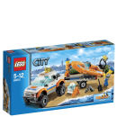 LEGO City: Coastguard: 4x4 & Diving Boat (60012)