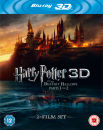 Harry Potter and the Deathly Hallows - Parts 1 and 2 3D