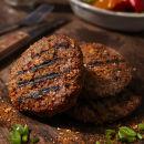 Peppered Steak Burger