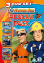Fireman Sam: Rescue Pack (Ready for Action / Choppy Waters / Helicopter Heroes)