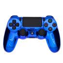 Official PlayStation DualShock 4 Custom Controller - Chrome Blue