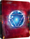 Iron Man 3 - Zavvi Exclusive Limited Edition Steelbook