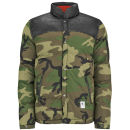 Bellfield Men's Andoy Jacket - Khaki Camo