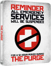 The Purge - Zavvi Exclusive Limited Edition Steelbook (Ultra Limited)