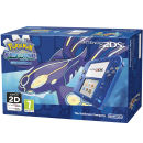 Nintendo 2DS Transparent Blue + Pokemon Alpha Sapphire